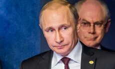 Vladimiras Putinas, Hermanas Van Rompuy