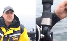 Žvejodamas lašišas negyva žuvele P. Korsakas padarė žūklės taisyklių pažeidimą, tačiau ministerijos atstovai mano, jog jas reikės keisti