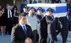 Israeli President Shimon Peres funeral