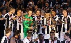 Turino Juventus iškovojo Italijos taurę