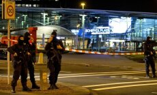 Evakuacija Amsterdamo oro uoste