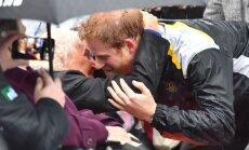 Princas Harry atvyko į Sidnėjų
