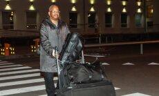 Į Vilnių atvyko JAV džiazo muzikantas Terence`as Blanchardas