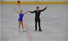 Goda Butkutė ir Nikita Jermolajevas