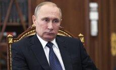 Maskvoje – nauja V. Putino dovana elitui