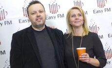 Andrius Užkalnis ir Asta Dudurytė, I. Juodytės (BFL) nuotr.