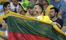 Lietuvos aistruoliai sužavėjo australus