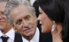 Michael Douglas ir Katerine Zeta Jones