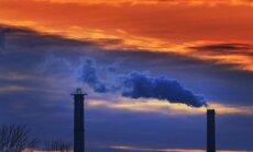 Žalieji siūlytų Lietuvai 55 proc. mažinti šiltnamio efektą skatinančių dujų išmetimus
