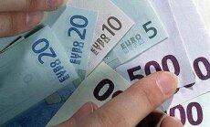 Eurai, pinigai, verslas