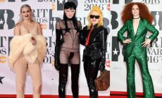 BRIT Awards viešnios