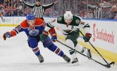 NHL: Oilers – Wild