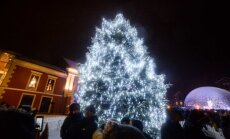 Klaipėdos Kalėdų eglės įžiebimo šventė