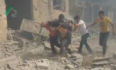 A. Kazlauskas. Pavojingiausias teroristas Sirijoje