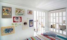 Mažas didelis pasaulis: du vaikų kambariai