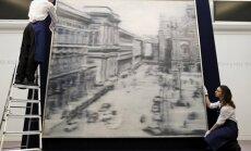 Gerhardo Richterio 1968 metų drobė. Domplatz, Mailand