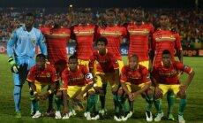 Gvinėjos futbolo rinktinė