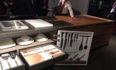 Interjero naujienos tiesiai iš Milano: baldai transformeriai ir klasikos prieskoniai