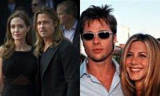 Angelina Jolie, Bradas Pittas, Jennifer Aniston