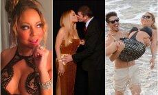 Mariah Carey su Jamesu Packeriu ir Bryanu Tanaka