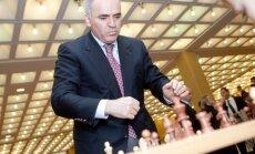 Simultanas Šachmatai už laisvę su didmeistriu Gariu Kasparovu