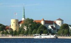 Rygos pilis, Latvijos prezidento rezidencija