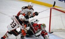 NHL: Wild -  Ducks