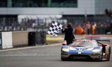 Ford GT komanda dominavo GTE Pro klasėje