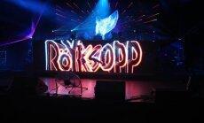 """Röyksopp pasirodymas festivalyje ""Summer In The City"""