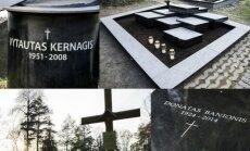 Kapai Antakalnio kapinėse