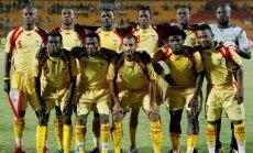 Benino futbolo rinktinė