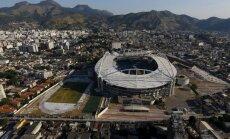 Rio de Žaneiras likus 100 dienų iki olimpiados