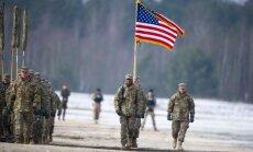 JAV kariai Lenkijoje
