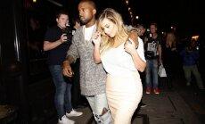 Kanye Westas, Kim Kardashian