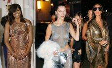 Michelle Obama, Bella Hadid, Kim Kardashian