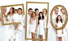 Serialo Moderni šeima plakatas