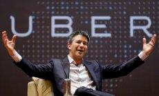 """""""Uber"""" generalinis direktorius Travisas Kalanickas"""
