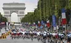 Sekmadienį finišavo Tour de France lenktynės