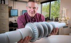 General Electric sukurtos turbinos prototipas