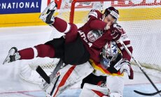 Ledo ritulys: Vokietija – Latvija