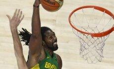 Būsimi Lietuvos rinktinės varžovai brazilai parodė savo jėgą – laimėjo dvigubai
