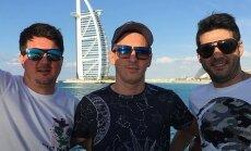 Broliai Rodrigo, Lionelis ir Matiasas Messi