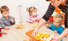 Ką daryti, kad vaikai valgytų ne tik koldūnus?