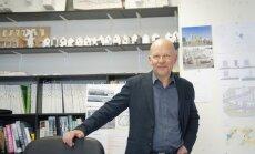 Architektas Rolandas Palekas