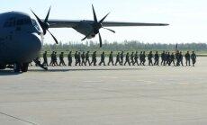 NATO pajėgos Lietuvoje