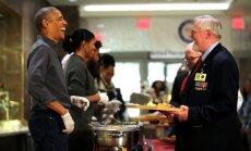 B. Obama suteikė malonę dviems kalakutams