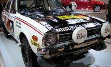 1976 m. Mitsubishi Lancer