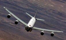 JAV žvalgybinis orlaivis RC-135