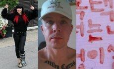 Išprotėję gerbėjai pasiruošę viskam: rašo laiškus menstruacijų krauju, vagia ir tatuiruojasi dainų žodžius