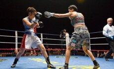 Moterų boksas